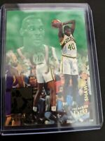 1993-94 Fleer Ultra Rebound Kings Insert #3 of 10 Shawn Kemp MINT!!