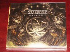 Pestilence: hadeon 2018 Hammerheart Records NETHERLANDS HHR 2018-07 Estuche