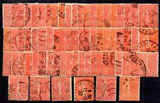 FRANCE - lot de timbres anciens - pour recherches + extra.