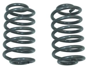 "Maxtrac 271030 3"" Rear Drop Coil Springs For 2000-06 Chevy 1500 Tahoe Suburban"