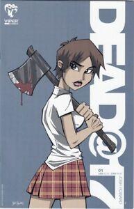 Dead at 17 Revolution #4 VF 2005 Stock Image