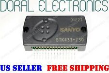 STK433-730 SANYO ORIGINAL Free Shipping US SELLER Integrated Circuit IC