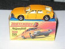Matchbox Lesney BMC 1800 Pininfarina MB 56-A 05 (NMIB)