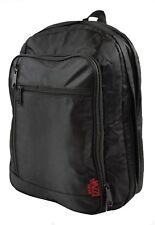 Quality Black Backpack School PE College Hand Luggage Shoulder Business Bag