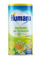 HUMANA TUMMY TEA HERBATKA NA BRZUSZEK 200 G