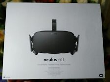 Oculus Rift box with cloth and remote - NO DEVICE