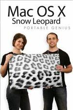 Mac OS X Snow Leopard Portable Genius,Dwight Spivey