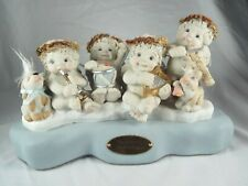 Dreamsicles The Recital Lmtd Edition Band of Cherub,1994, Figurine Display Gift