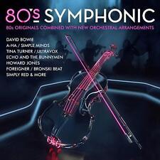 80s Symphonic - Aha David Bowie [CD] Sent Sameday*