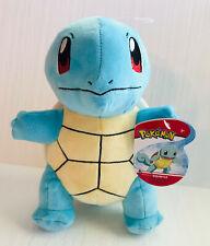 "Pokemon - SQUIRTLE - 8"" Plush - NEW"