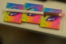 3X Glamour Dolls x Lisa Frank Eyeshadow in Heartthrob w/brush 3.5g NEW