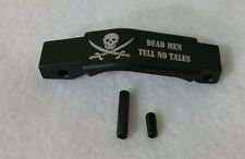 .223 winter guard Trigger Guard - Anodized Black laser engraved JOLLY DEAD MEN