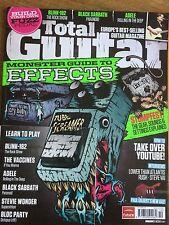 Total Guitar magazine & CD Volume 232, October 2012