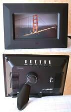 Cornice digitale Dikom 7'' (Foto, audio e video) con telecomando