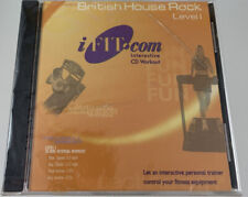 iFit.com Interactive Cd Personal Workout British House Rock Level 1 Sealed New
