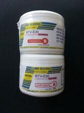 Gomma Siliconica Plasmabile IN PASTA atossica RTV 530 CONFEZ 500GR