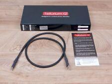 Tellurium Q Black audio USB cable (type A to B) 1,0 metre