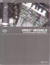 2016 Harley VRSC VRSCDX VRSCF Repair Service Workshop Manual 99501-16