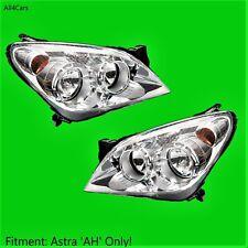 Holden Astra AH Chrome 2004 2005 2006 2007 2008 2009 Head Lights Right Left Side