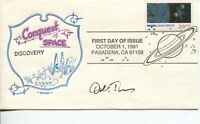 Donald A. Thomas STS NASA Astronaut Space Rare Signed Autograph FDC
