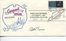 Donald A. Thomas Sts Nasa Astronaut Space Rare Signed Autograph Fdc