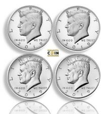2019-S,S,P,D Kennedy Half Silver Proof,Proof,P,D All 4 Update Now! 2019