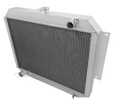 1966-1970 Chrysler/Dodge/Plymouth 7.2 V8 All Alum 3 Row KR Champion Radiator
