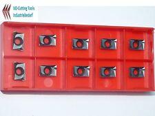 10x Wendeplatten  APKT 1003PDR-CM P25-M25-K10  für Stahl, Edelstahl und Guß