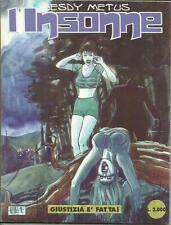 DESDY METUS - L'INSONNE n° 1 (B.B.D. Presse, 1994)