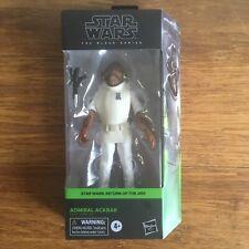 Star Wars Black Series Admiral Ackbar #01 Return Of The Jedi