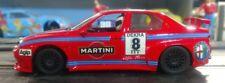 #8 Martini Alfa Romeo 156 ETCC 2006 1/32nd Scale Slot Car Decals