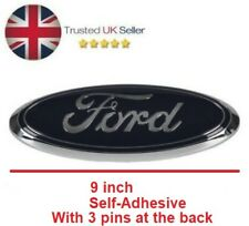 BRAND NEW GENUINE FORD FOR TRANSIT MK7 2006-2014 FRONT GRILLE OVAL BADGE 9 INCH