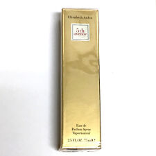 Eau De Parfum 5th Avenue Elizabeth Arden Spray 2.5oz 75ml New in Box Womens