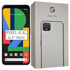 """NUOVO 6.3"""" Google Pixel 4 XL G020P 2019 128GB Bianco Sbloccato Di Fabbrica 4G SIMFREE"""