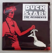 STILL SEALED THE RESIDENTS DUCK SLAB 45 RECORD RE7