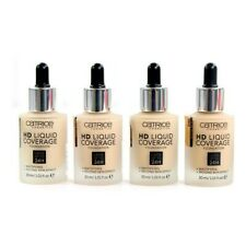 Catrice HD Liquid Coverage Foundation All Shades  - color - 030 SAND BEIGE ,HIT