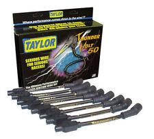 Taylor Cable 98003 Thunder Volt 50 Race 10.4mm Spark Plug Wires LS1 LS6
