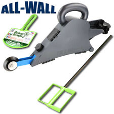 Delko Drywall Banjo Taper w/Inside Corner Wheel + Mud Mixer Drill Paddle & Scoop
