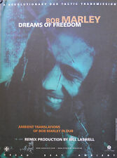 BOB MARLEY, DREAMS OF FREEDOM POSTER (M7)
