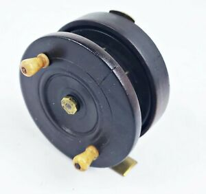 """Really Nice 3.5"""" Dia. English Nottingham Style Trout Reel"""