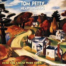 Tom Petty & The Heartbreakers – Into The Great Wide Open – CD NEW & SEALED
