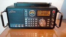 TECSUN S-2000 Ham Amateur Radio SSB PLL AM FM SW LW AIR Band Dual Conversion Neuf