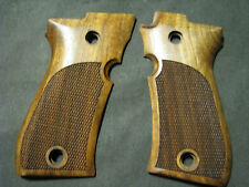 Beretta Cheetah 81/81B/81BB ONLY Pistol Grips French Walnut Checkered NO LOGO
