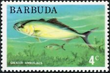 Antigua and Barbuda Fish Stamps