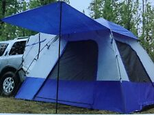 New Auto/SUV Hatch Tent for Beach, Camping, Tailgating and More! - Nissan