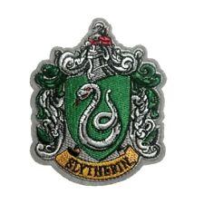 1 Écusson Brodé Thermocollant NEUF ( Patch ) - Potter Serpentard Slytherin (A)