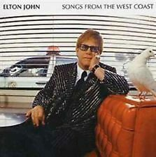 ELTON JOHN - SONGS FROM THE WEST COAST CD ~ BRAND NEW AND SEALED