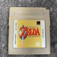 The Legend Of Zelda Link's Awakening Nintendo Game Boy Cart Only Genuine Rare