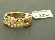 Anello, diamanti, 1,5 CT, 18 CARATI ORO! TG. 55, pareri, ppe € 3.250,00