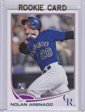 NOLAN ARENADO ROOKIE CARD 2013 Topps Update Baseball $$ RC Colorado Rockies!